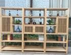 广东中山厂家直销,采用实木榫卯工艺 让家具更结实耐用展示柜
