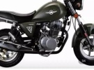 春风银刚复古小狒狒150 摩托车黑色面议