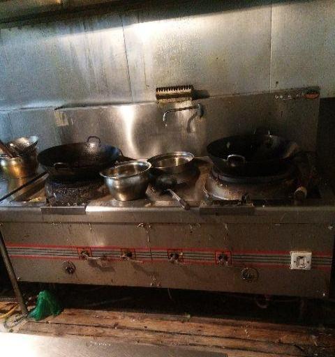 食堂厨房设备出售
