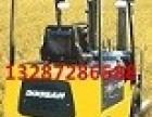 韩国斗山电动叉车