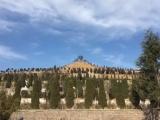 洛阳最好的公墓凤凰山纪念园风水凌绝气势磅礴奇趣盎然