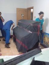 信阳钢琴之约专业搬运队与琴班琴行保持搬运业务!