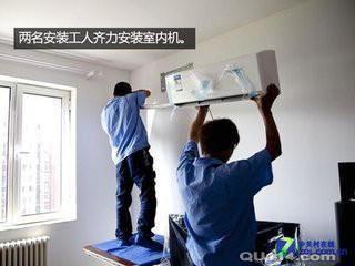 宝山区杨行专业空调维修不制冷空调加液空调拆装移机漏水快速上门