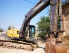 纯土方沃尔沃挖掘机现货出售,全国包送