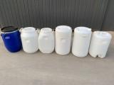 丨新利塑业丨50升堆码塑料包装桶厂家直销