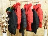 哪里有尾货服装货源现货 影响时尚加大羽绒服女款