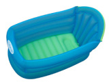 充气pvc沐浴盆 pvc充气沐浴盆 婴儿充气pvc浴盆