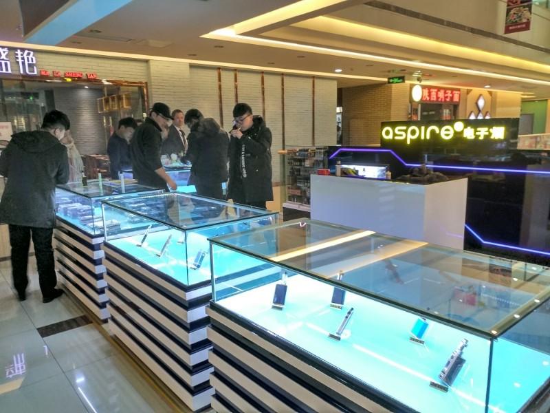 aspire电子烟专卖店--合肥电子烟实体店,戒烟首选