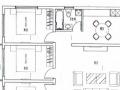 振兴口岸小区 3室2厅1卫 125.18平米