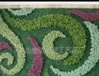 济南仿真植物墙、仿真草坪、仿真花、假山凉亭**厂家