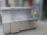 供应杰宇不锈钢无烟木炭净化环保烧烤炉车,烧烤设备
