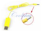 遥控飞机USB线 圆头 专用USB充电线