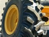 应13.6-16 农用拖拉机轮胎人字胎加深花纹轮胎加厚