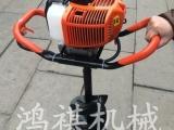 诏安县 硬土质专用挖树坑机 小型植树挖坑机