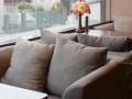 9成新 咖啡厅桌椅 藤椅 沙发 西餐餐具 出售