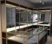 各种货架展柜木质钛合金展示柜,水果货架烟酒展柜
