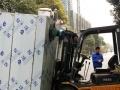 南京栖霞叉车出租吊装设备移机就位搬运24小时服务