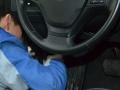 长沙宝马3系安装维邦舒适进入,开关门就是那么简单!