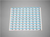 广州地区特价防伪标签 二维码标签公司