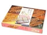 日本进口食品 千朋 原野牡丹果仁礼盒饼干