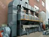 废气处理活性炭催化燃烧法嵩安企业环保管家