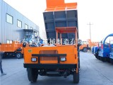 厂家直销铁矿用运输车全自动拉矿石的运输车KQ-26稳定性好