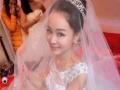 专业承接新娘早妆,跟妆饰品免费发型免费
