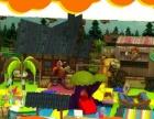 开心E佰儿童乐园加盟 室内淘气堡生产商