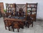 厂家直销老船木茶桌椅组合实木仿古茶几中式泡茶台出厂价供应
