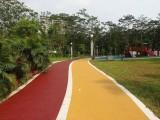 上海露骨料混凝土透水地坪增強劑彩色罩面漆廠家