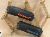 外贸尾单 学生牛津布料 笔袋文具袋 方形 GOLA图案
