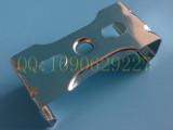 批发T8三孔LED支架固定挂板座优质不锈