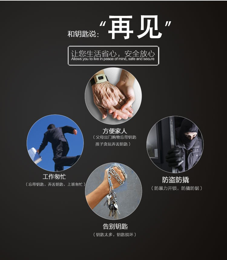 万达广场安装指纹锁,万达广场指纹锁安装,镜湖区指纹锁安装