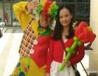 小丑魔术,卡通人偶氦气球,气球装饰,充气城堡