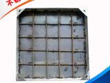 专业定制 隐形不锈钢井盖 两内框 精美隐形窨井盖