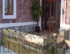 定制防腐木实木地板庭院地板围栏亲水平台木地板