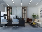 办公室装潢设计要点有哪些广州金久装饰打造美观大气的办公室