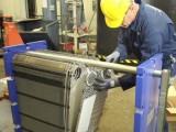 江蘇板式換熱器廠家 換熱器板片 膠墊 換熱器清洗維修