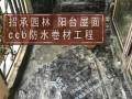 深圳阳台屋面地下室堵漏防水专业防水卷材材料