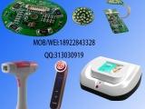 彩光嫩肤祛痘仪方案板美容机芯控制板方案电子线路板PCBA板