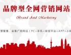品牌型全网营销网站建设