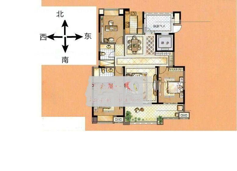 重点推荐,房主急售悦珑湾花园 150万 3室2厅1卫 毛