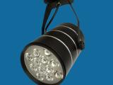 厂家供应 LED轨道灯 3-18W轨道灯套件 大功率射灯配件 导