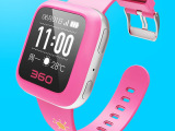360儿童卫士3代儿童定位手表小孩学生智能GPS监控防丢手环手机