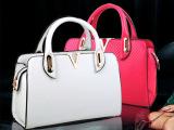 2014新款女包定型手提包包高档品牌女包日韩V字包广州工厂批发
