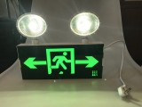 消防应急灯EXIT疏散标志复合灯厂家直批有认证过验收