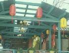 古城 束河古镇 酒楼餐饮餐馆 商业街卖场