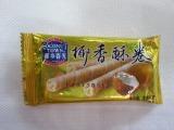 海南特产 椰乡春光椰香酥卷 零食品 独立小包装 批发 一箱10斤