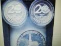 中国石油总公司成立二十周年纪念币