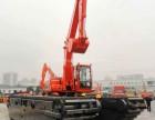 常德市武陵区中国柳工215型水陆两用挖掘机租赁价格优惠
